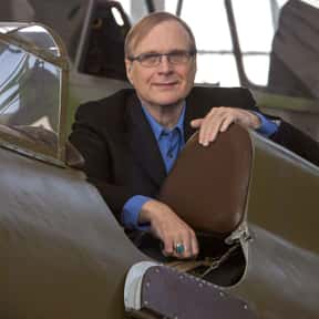 Paul Allen is listed (or ranked) 13 on the list List of Famous Investors