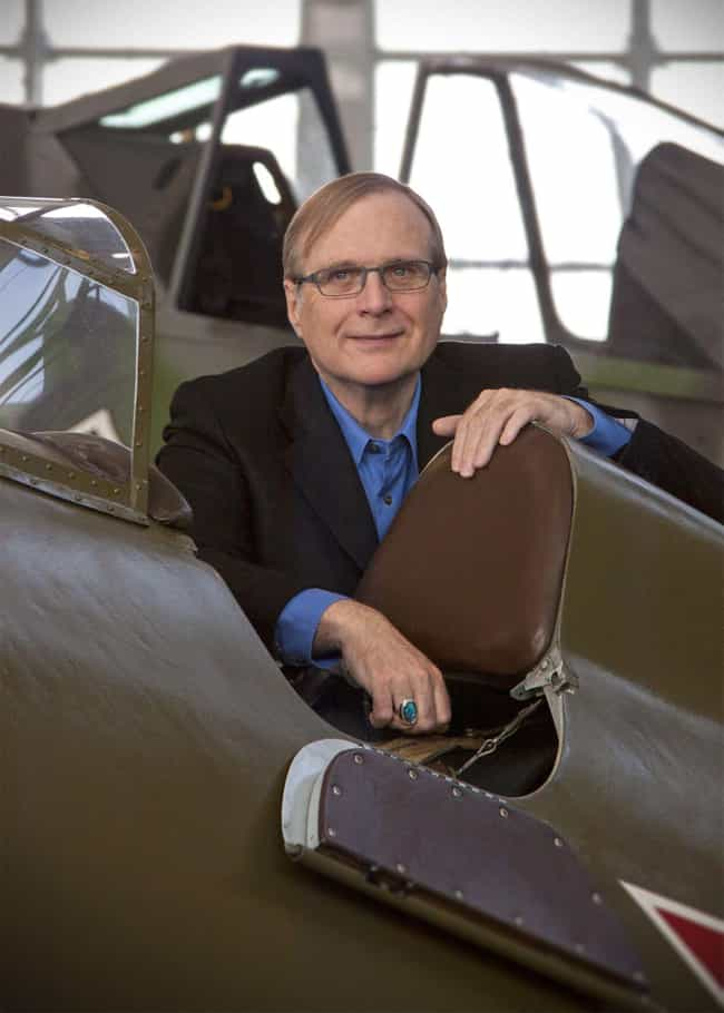 Paul Allen is listed (or ranked) 1 on the list Famous People Who Died of Lymphoma