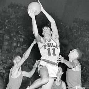 Paul Arizin is listed (or ranked) 11 on the list The Best White Players in NBA History