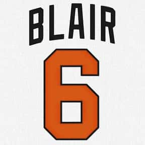 Paul Blair is listed (or ranked) 19 on the list The Greatest Center Fielders of All Time