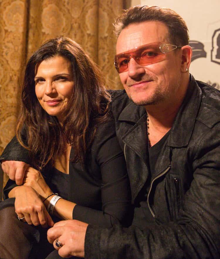 Bono & Ali Stewart