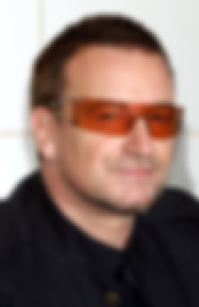 Bono is listed (or ranked) 3 on the list The Full Names of 50 Mononymous People