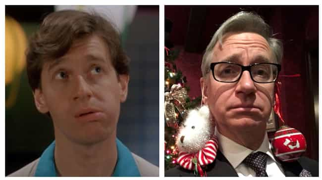 Paul Feig is listed (or ranked) 3 on the list Here's What The Cast Of 'Heavyweights' Looks Like Now
