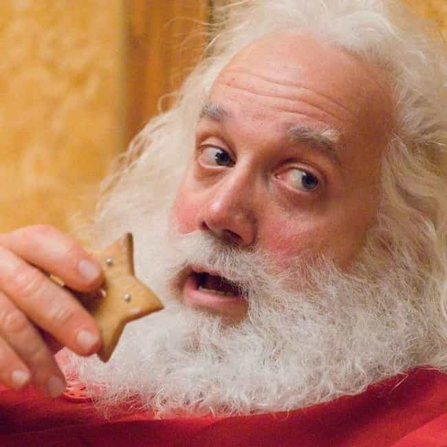 Paul Giamatti is listed (or ranked) 4 on the list 29 Actors Who Have Played Santa Claus