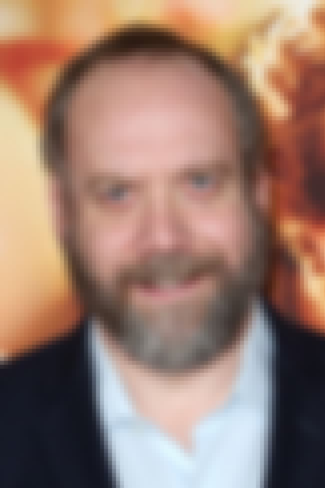 Paul Giamatti is listed (or ranked) 1 on the list List of Famous Character Actors