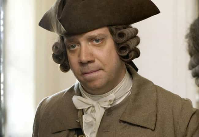 Paul Giamatti is listed (or ranked) 3 on the list The Best Portrayals of Real U.S. Presidents