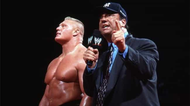 Paul Heyman is listed (or ranked) 4 on the list The Best Managers and Valets in WWE History