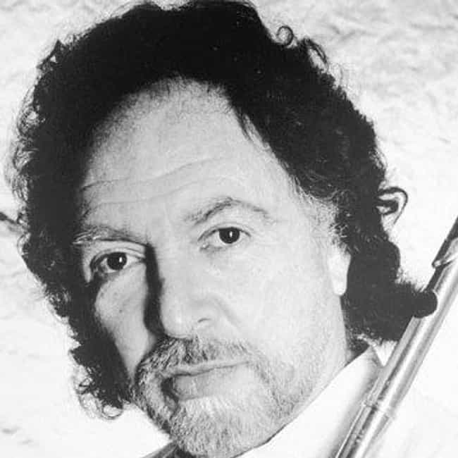 Paul Horn is listed (or ranked) 3 on the list Famous Male Flautists