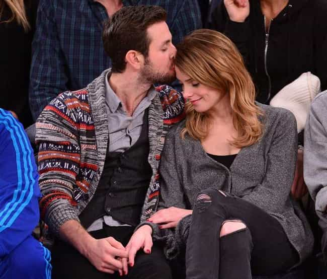 Paul Khoury is listed (or ranked) 1 on the list Ashley Greene's Loves & Hookups