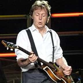Paul McCartney is listed (or ranked) 10 on the list The Best Rock Vocalists