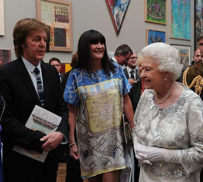 Paul McCartney is listed (or ranked) 7 on the list Famous People Who Have Been Knighted
