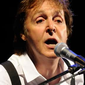 Paul McCartney is listed (or ranked) 25 on the list The Greatest Singers of the Past 30 Years