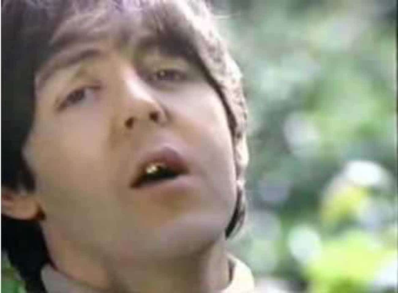 Paul McCartney is listed (or ranked) 4 on the list 15 Celebrities With Chipped Teeth