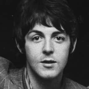 Paul McCartney is listed (or ranked) 7 on the list The Greatest Entertainers of All Time