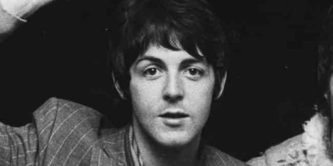 Paul McCartney is listed (or ranked) 3 on the list Famous Male Peace Activists