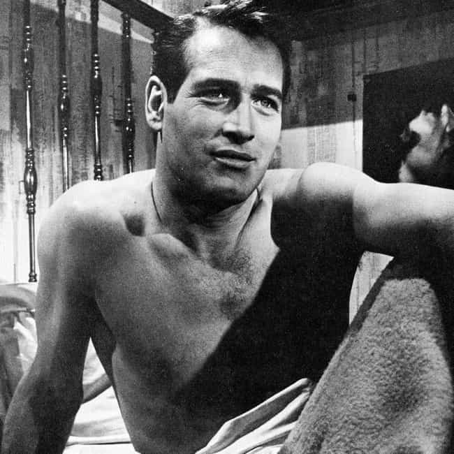 Paul Newman is listed (or ranked) 4 on the list Dashing Leading Men You Had No Idea Fought In WWII