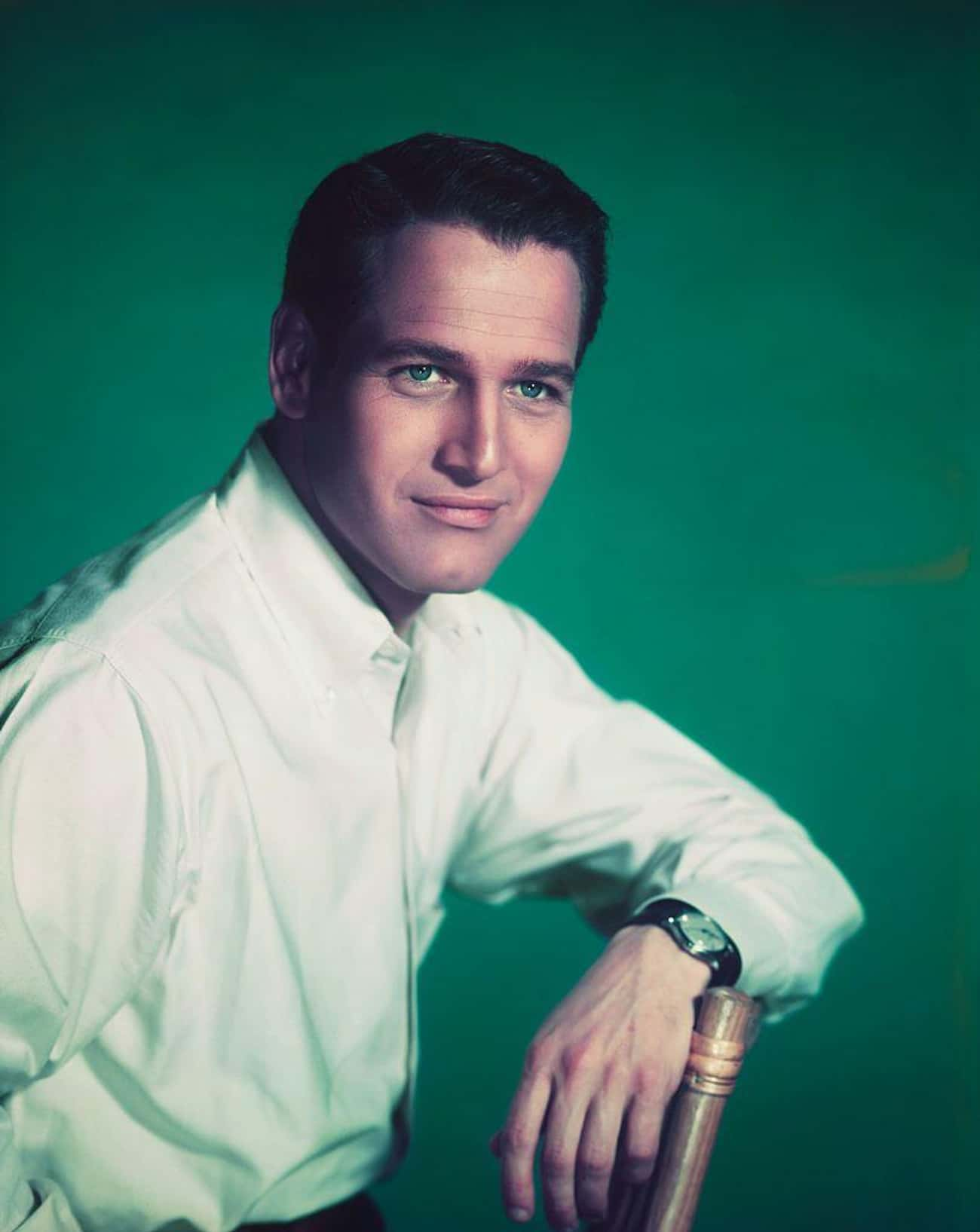 Paul Newman is listed (or ranked) 4 on the list The Most Captivating Celebrity Eyes (Men)