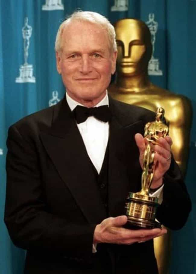 Paul Newman is listed (or ranked) 4 on the list People Who Won Oscars for the Wrong Film