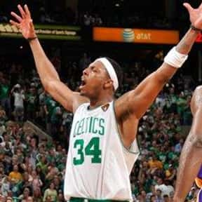 Paul Pierce is listed (or ranked) 14 on the list The Best 2012 NBA Players