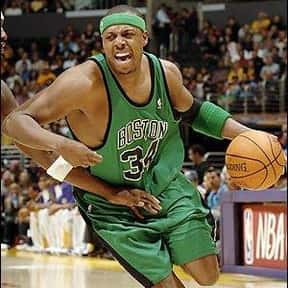Paul Pierce is listed (or ranked) 21 on the list The Best NBA Player Nicknames