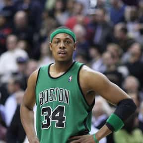 Paul Pierce is listed (or ranked) 6 on the list The Best Washington Wizards Small Forwards of All Time