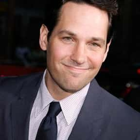 Paul Rudd is listed (or ranked) 6 on the list The Hottest Men Over 40