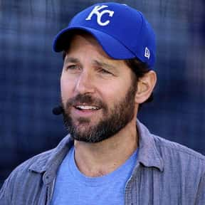 Paul Rudd is listed (or ranked) 25 on the list Who Is America's Boyfriend in 2016?