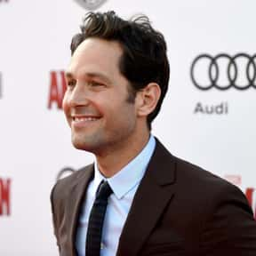 Paul Rudd is listed (or ranked) 5 on the list Who Was America's Boyfriend in 2015?