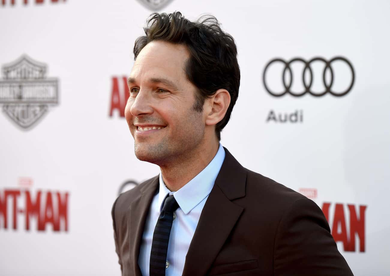 Paul Rudd is listed (or ranked) 1 on the list 50+ Famous Actors Who Are Aries