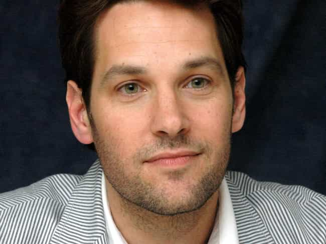 Paul Rudd is listed (or ranked) 2 on the list Celebrities Born On Easter Sunday
