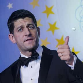 Paul Ryan is listed (or ranked) 3 on the list Famous American University Alumni