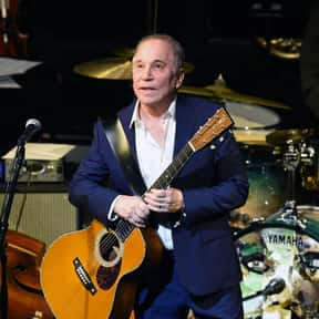 Paul Simon is listed (or ranked) 10 on the list Celebrity Men Over 60 You Wouldn't Mind Your Mom Dating