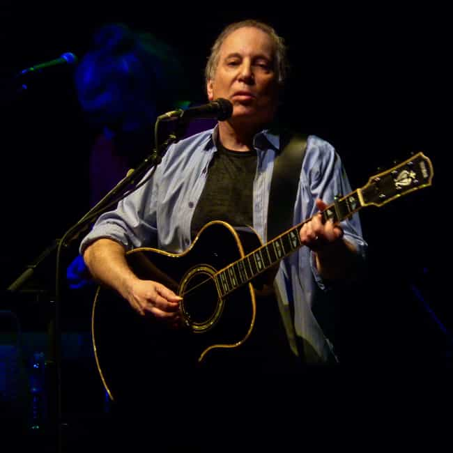 Paul Simon is listed (or ranked) 1 on the list Celebrities Who Have Tried Ayahuasca