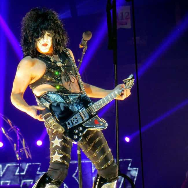 Paul Stanley is listed (or ranked) 2 on the list Every Member of KISS, Ranked Best to Worst