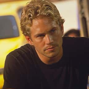 Paul Walker - Brian O'Conn is listed (or ranked) 2 on the list Full Cast of Fast & Furious Franchise