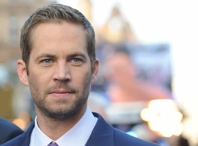 Paul Walker is listed (or ranked) 2 on the list The Most Handsome Actors of 2012