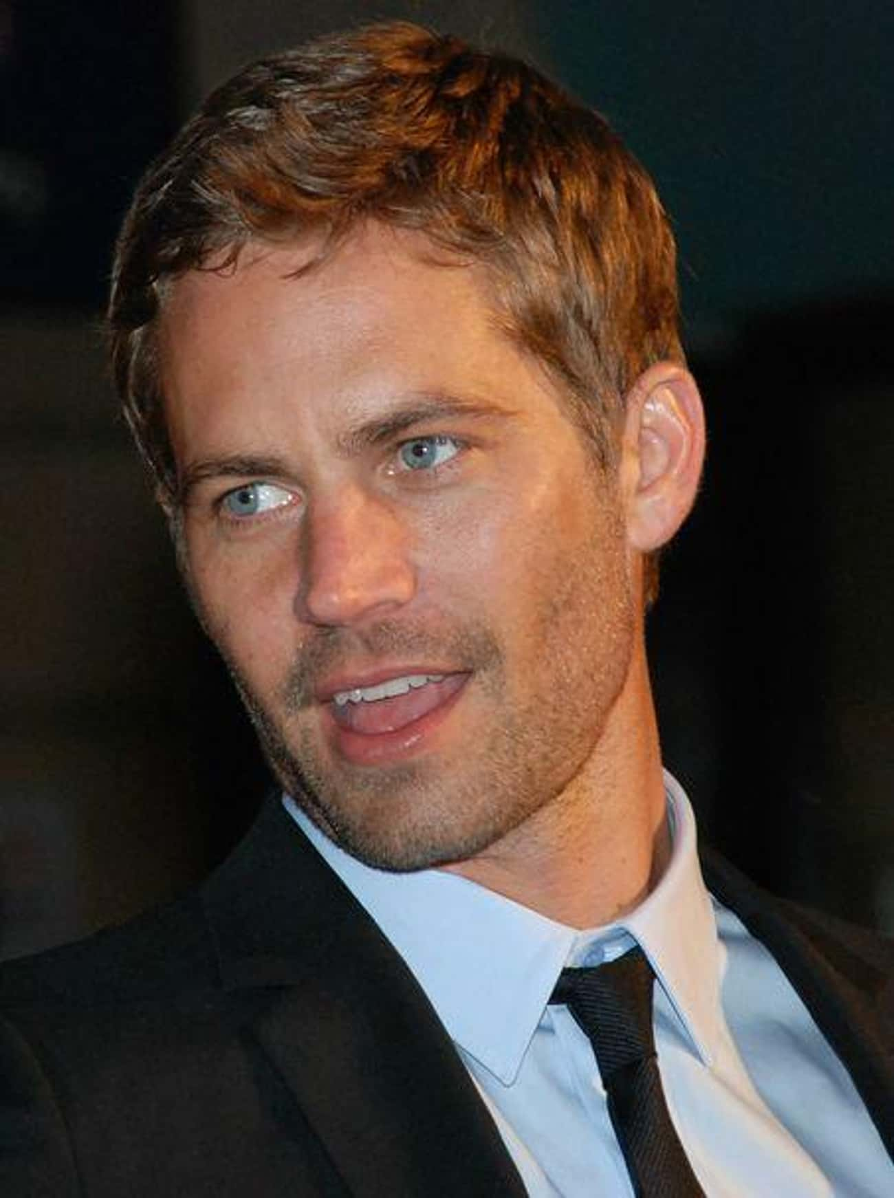 Paul Walker is listed (or ranked) 1 on the list The Best Celebrity Smiles (Men)