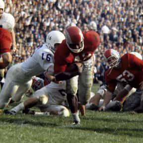 Paul Warfield is listed (or ranked) 20 on the list The Best Ohio State Buckeyes of All Time