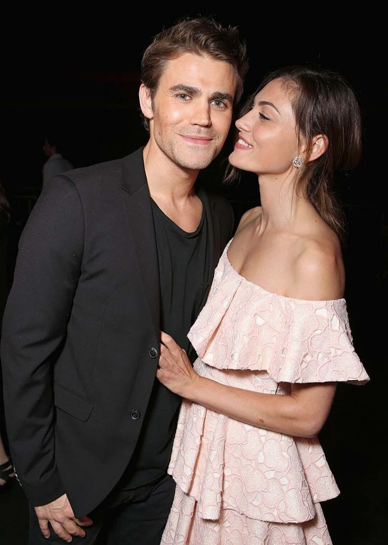 Paul Wesley is listed (or ranked) 1 on the list Phoebe Tonkin Loves and Hookups