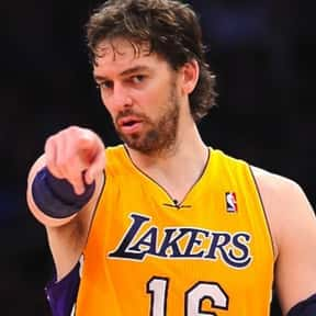 Pau Gasol is listed (or ranked) 17 on the list The Greatest Lakers of All Time