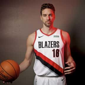 Pau Gasol is listed (or ranked) 11 on the list Athlete Retirement Pool 2019