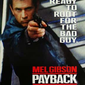 Payback is listed (or ranked) 13 on the list Movies That Turned 20 in 2019