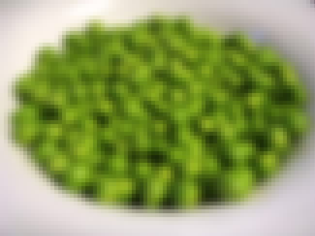 Pea is listed (or ranked) 2 on the list Healthy People Food You Should Actually Be Feeding Your Dog