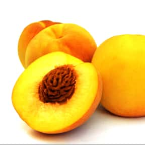 Peach is listed (or ranked) 13 on the list Low Fat foods