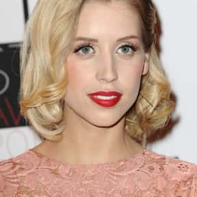 Peaches Geldof is listed (or ranked) 7 on the list Famous Presenters from England