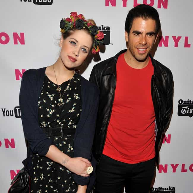 Peaches Geldof is listed (or ranked) 2 on the list Eli Roth Loves and Hookups