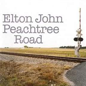 Peachtree Road is listed (or ranked) 25 on the list The Best Elton John Albums of All Time