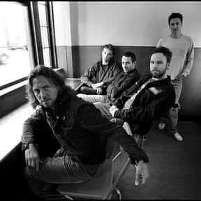 Pearl Jam is listed (or ranked) 12 on the list The Best Guitar Teams