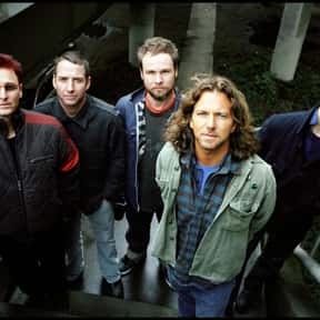 Pearl Jam is listed (or ranked) 21 on the list The Greatest American Rock Bands