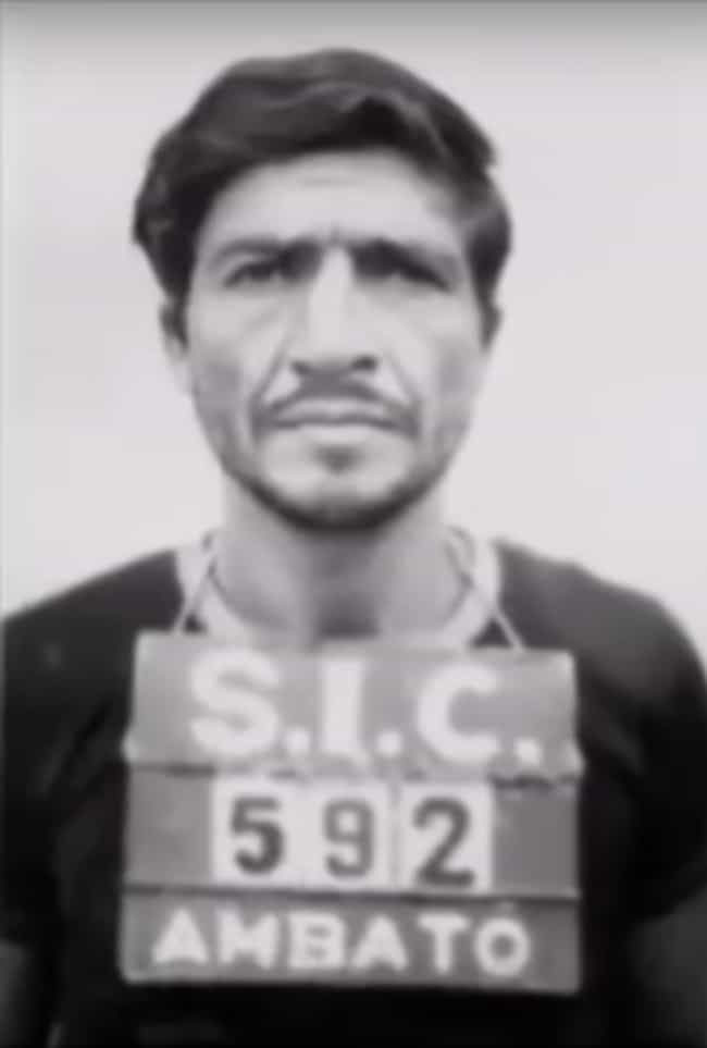 Pedro López is listed (or ranked) 1 on the list 8 Serial Killers Who Are on the Loose